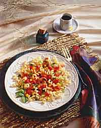 Colorful Pepper Fusilli