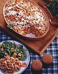 Hearty Noodle Casserole