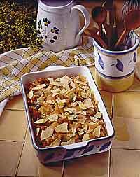 Turkey-Tortilla Bake
