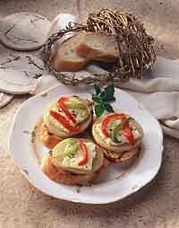 Greek-Style Grilled Feta