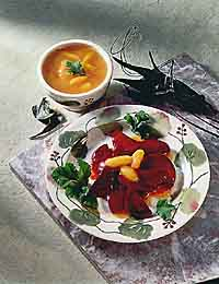 Apricot-Glazed Beets