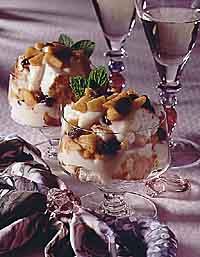 Tempting Apple Trifles