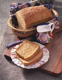 Savory Summertime Oat Bread