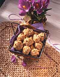 Chive Whole Wheat Drop Biscuits