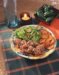 Jamaican Jerked Pork