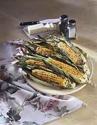 Zesty Corn-on-the-Cob