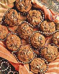 Holiday Pumpkin Muffins