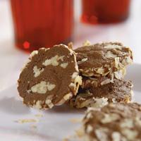 Choco-Coco Pecan Crisps