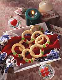 Danish Cookie Rings
