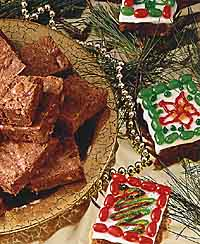 Santa's Favorite Brownies