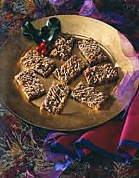 Cinnamony Apple Streusel Bars
