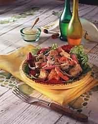 Italian Crouton Salad