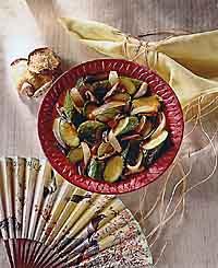 Zucchini Shanghai Style