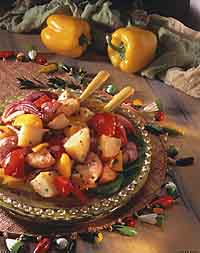 Mediterranean-Style Roasted Vegetables