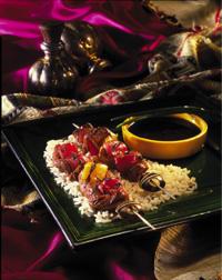 Thai-Style Pork Kabobs