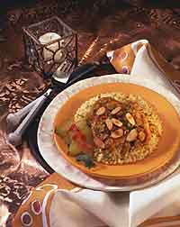 Moroccan Pork Tagine