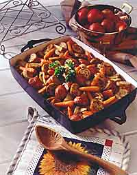 Hearty Potato and Sausage Bake