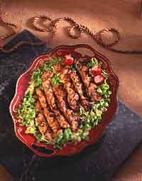 Grilled Chili-Marinated Pork