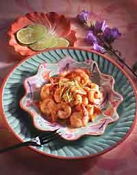 Baked Shrimp with Chili-Garlic Butter