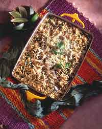 Green Rice Pilaf