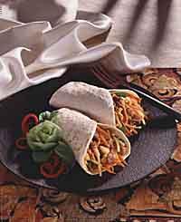 Moo Shu Beef