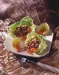 Oriental-Style Ground Pork