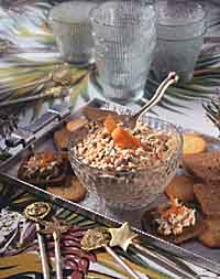 Nutty Carrot Spread