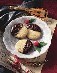 Viennese Hazelnut Butter Thins