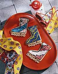 Rollerblade Cookies