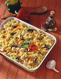 Chicken-Asparagus Casserole