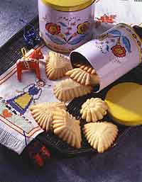 Swedish Cookie Shells