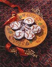 Moravian Spice Crisps