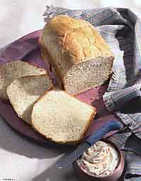 Dilled Buttermilk Bread