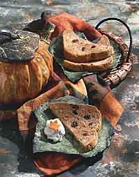 Carrot-Raisin-Nut Bread