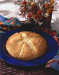 Italian Herb Biscuit Loaf