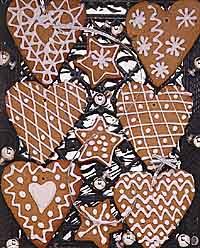 Festive Lebkuchen