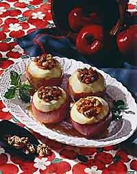 Fruit & Nut Baked Apples