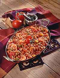 Slow-Simmered Jambalaya