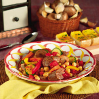 Italian Sausage and Vegetable Stew