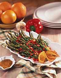 Citrus Asparagus