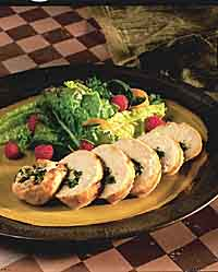 Chicken Roll-Up