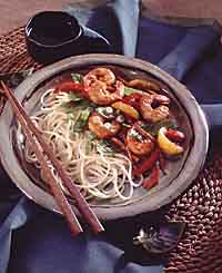 Szechwan Shrimp Stir-Fry