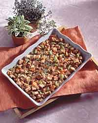 Old-Fashioned Herb Stuffing