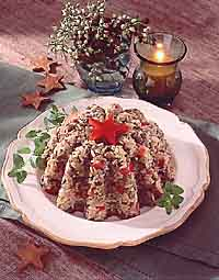 Wild Rice and Lentil Pilaf