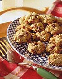 Oatmeal-Date Cookies