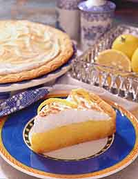 Farmhouse Lemon Meringue Pie