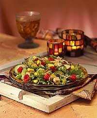 Jerk Turkey Salad