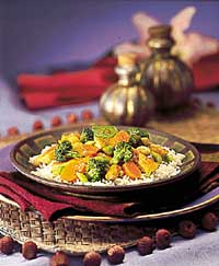 Thai Curry Stir-Fry