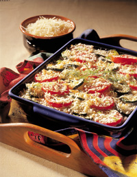 Vegetable & Tofu Gratin