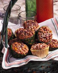 Apricot-Pecan Bran Muffins
